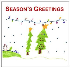 Holiday Greeting Card 01-2012