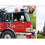 Firetruck Hook and Ladder